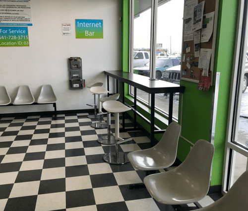 Redmond Oregon Laundromat