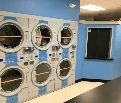 Bend Oregon Laundromat Wash and Fold