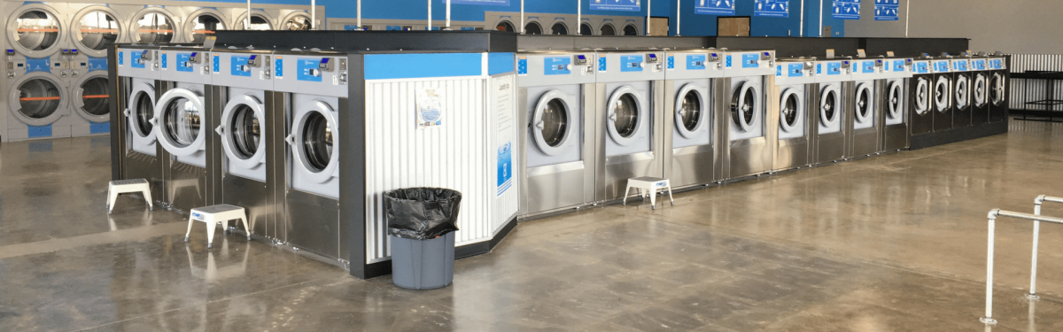 New Quick Clean Laundromats